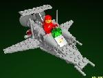 Classic Space Lego